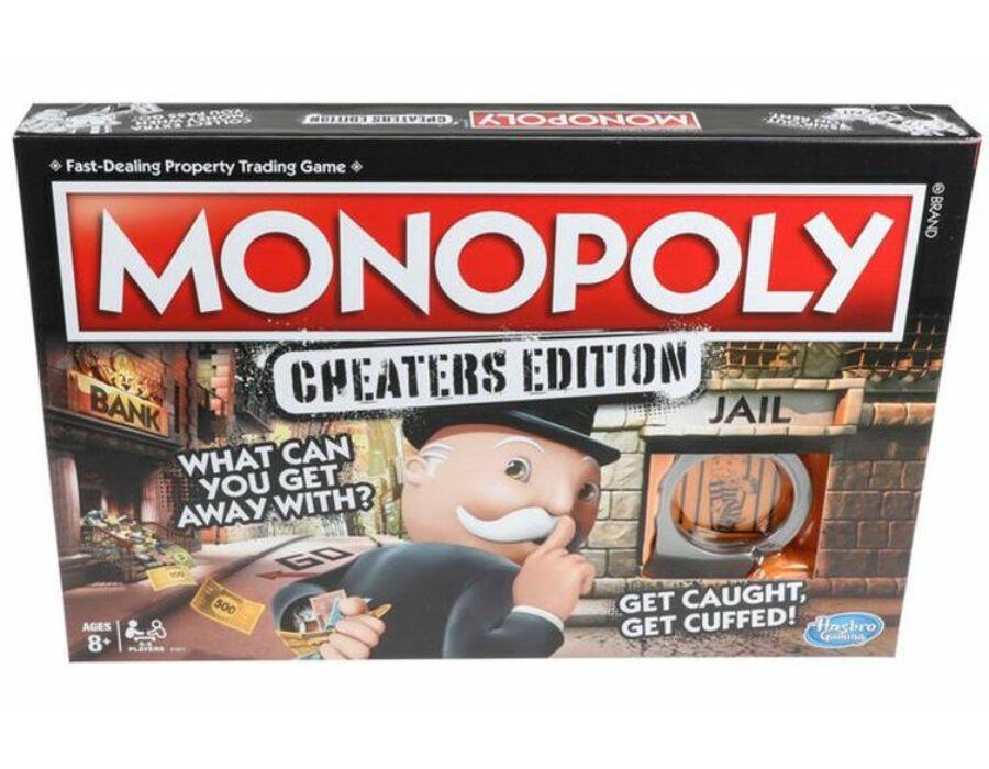 Monopoly - Szélhámosok kiadás