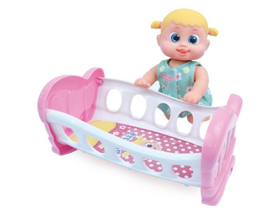 Mászkáló-nevető Bounie baba - Bouncing Babies