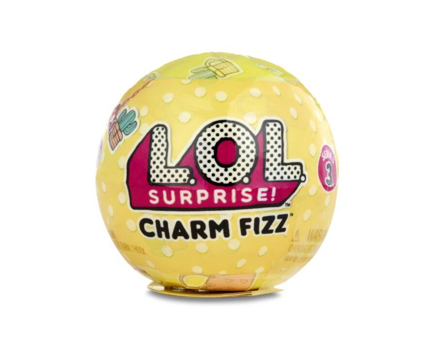 LOL Surprise baba: Charm Fizz - Pezsgő kiegészítők
