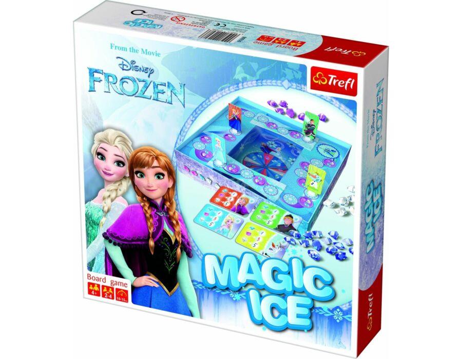 Jégvarázs Magic Ice társasjáték