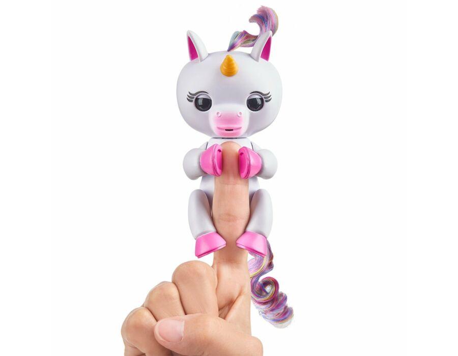 Fingerlings - ujj állatka - Gigi bébi unikornis