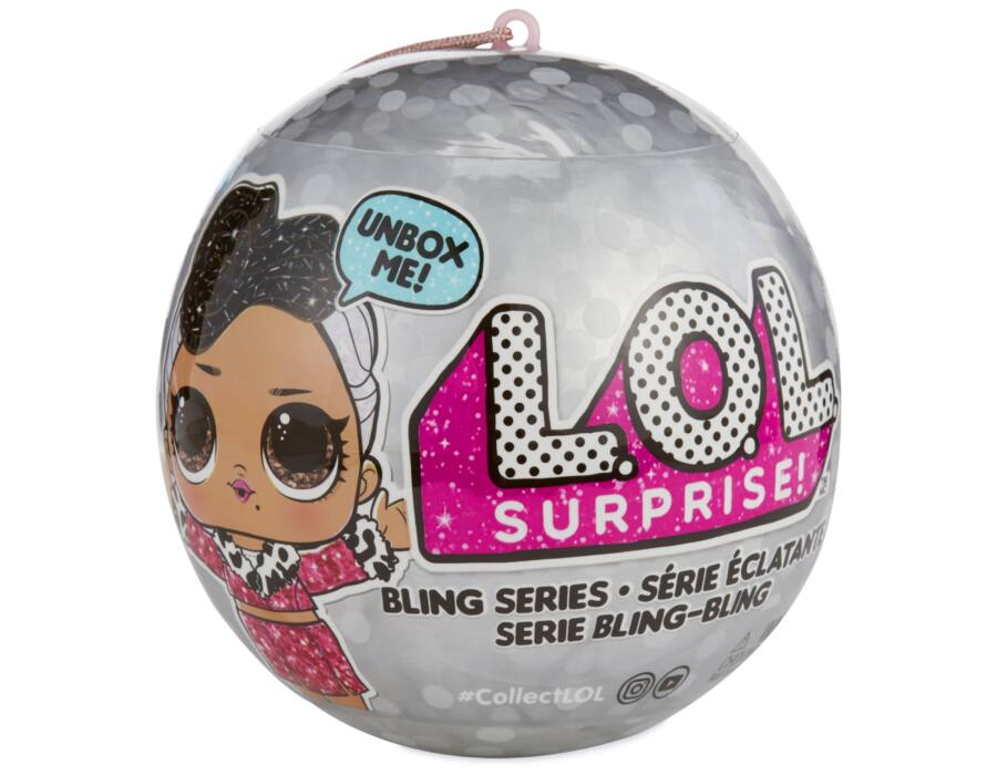 LOL Surprise S2 - Dolls Bling babák