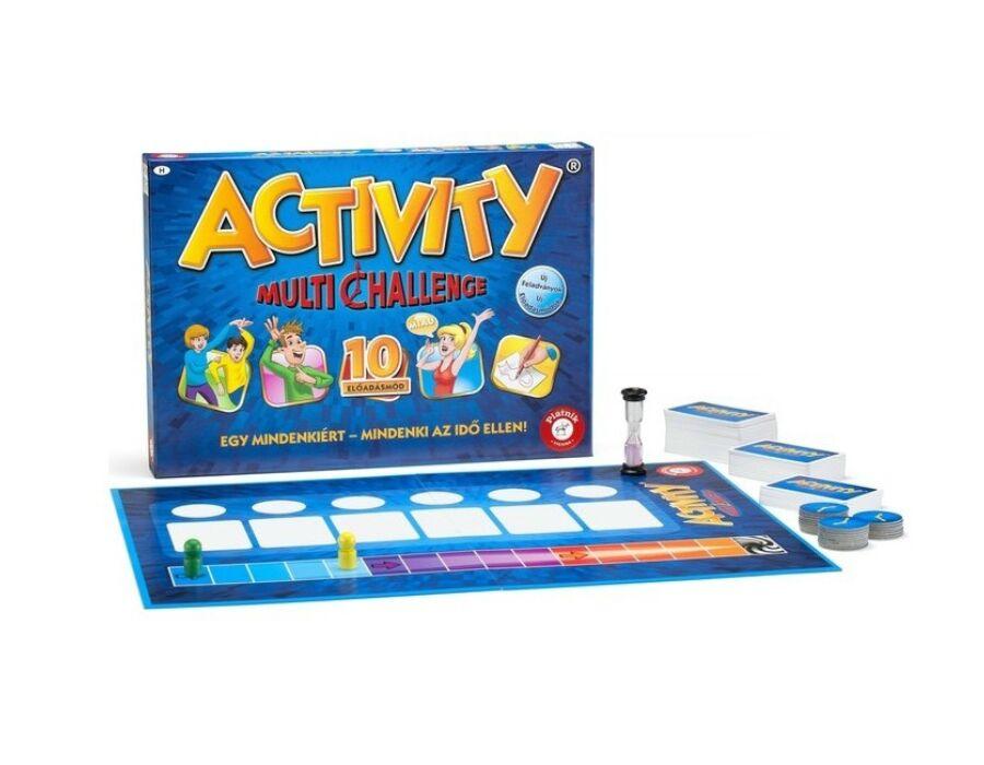Activity Multi Challenge társasjáték