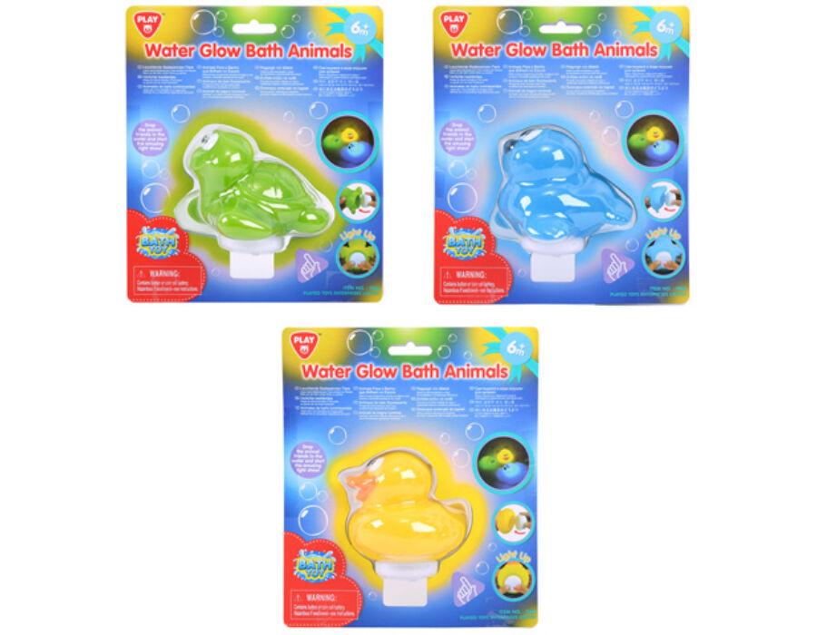 Playgo Világítós állatos fürdőjáték többféle