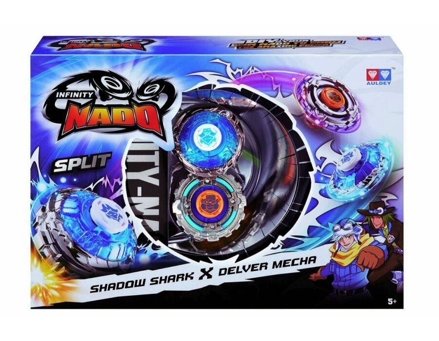 Infinity Nado Split - Shadow Shark