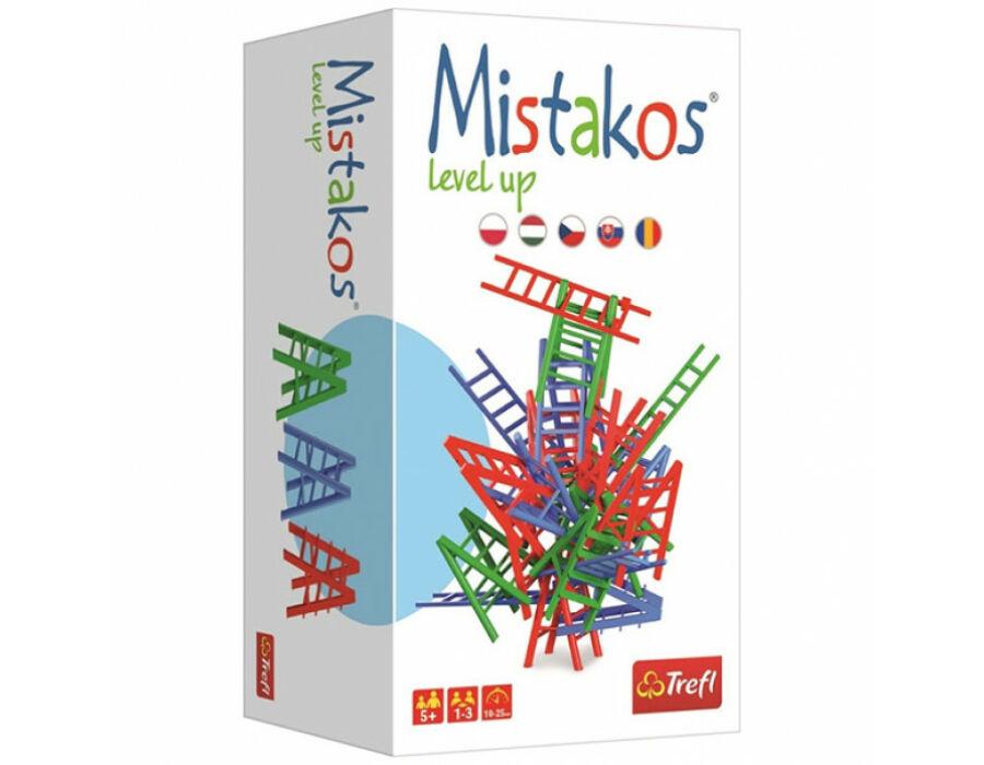 Mistakos - Level Up társasjáték